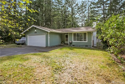 Gig Harbor Single Family Home For Sale: 13706 Easy St KPN