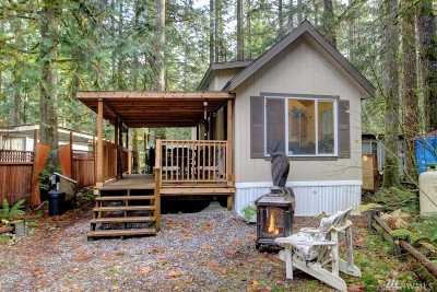 Whatcom County Single Family Home For Sale: 28 Goldrush Rd