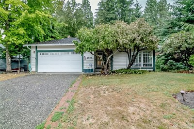 Everett Single Family Home For Sale: 3421 102nd Place SE