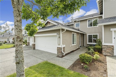 Lake Stevens Condo/Townhouse For Sale: 2514 85th Dr NE #P2