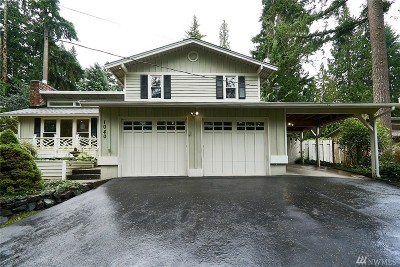 Issaquah Single Family Home For Sale: 1040 Greenwood Blvd SW
