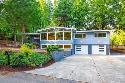 Lake Forest Park Single Family Home For Sale: 3030 NE 181st St