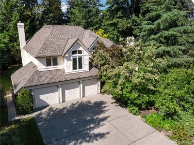 Woodinville Single Family Home For Sale: 12035 201st Place NE