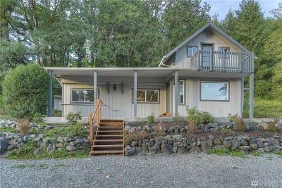 Centralia Single Family Home For Sale: 1405 Salzer Valley Rd