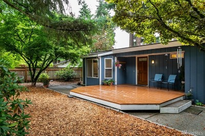 Bellevue Single Family Home For Sale: 16460 SE 34th St