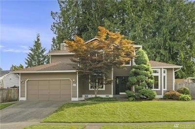 Lake Stevens Single Family Home For Sale: 9604 10th Place SE