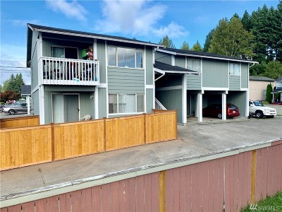 Tacoma Multi Family Home For Sale: 4301 S 49th St