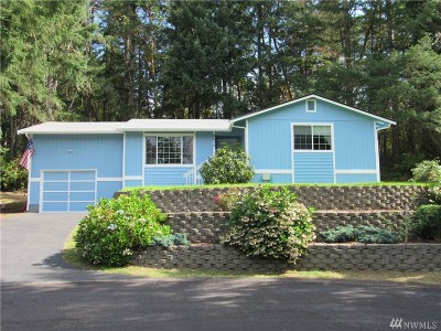Gig Harbor Single Family Home For Sale: 5615 64th St Ct NW