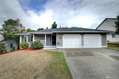 Federal Way Single Family Home For Sale: 2424 SW 322nd St