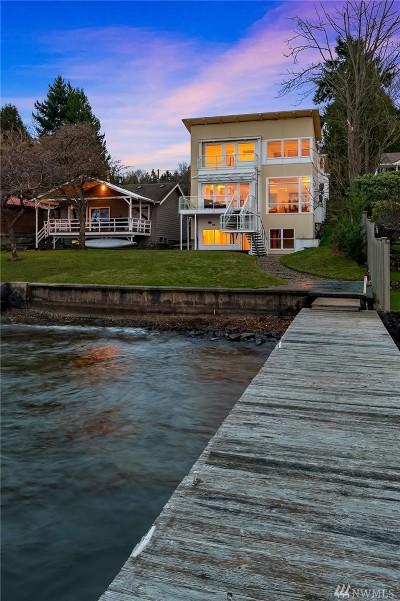 Bellevue Single Family Home For Sale: 5637 Pleasure Point Lane
