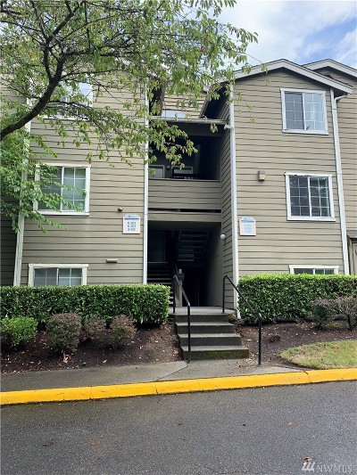 Federal Way Condo/Townhouse For Sale: 28712 18th Ave #X204