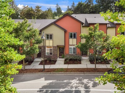 Issaquah WA Condo/Townhouse For Sale: $519,700