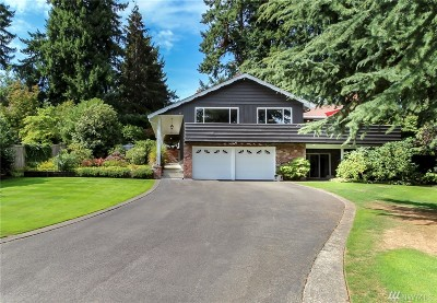 Fircrest Single Family Home For Sale: 1102 Magnolia Dr