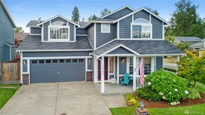 Puyallup WA Single Family Home For Sale: $419,000