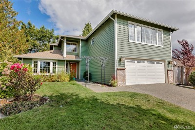 Federal Way Single Family Home For Sale: 1418 SW 351st St