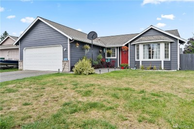 Skagit County Single Family Home For Sale: 1070 Crystal Ct