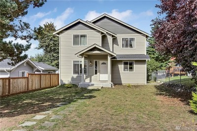 Tacoma Single Family Home For Sale: 1307 E 67th St