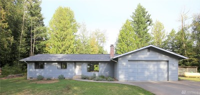Bellingham Single Family Home For Sale: 5536 Hannegan Rd