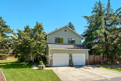 Bothell Single Family Home For Sale: 6810 NE 204th St