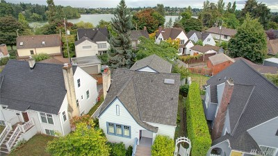 King County Single Family Home For Sale: 7632 Winona Ave N