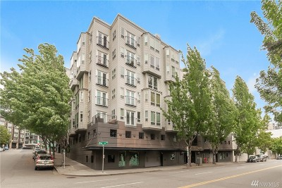 Seattle Condo/Townhouse For Sale: 3028 Western Avenue #209