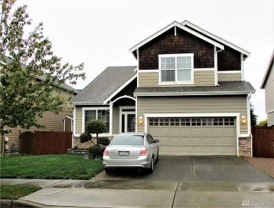Pierce County Single Family Home For Sale: 4117 69th Ave E
