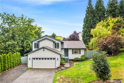 Lacey Single Family Home For Sale: 8131 12th Ct SE