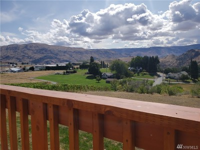 Chelan Single Family Home For Sale: 550 S Clifford St Ct