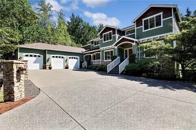 Redmond Single Family Home For Sale: 3002 E Ames Lake Dr