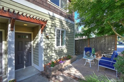 Seattle Single Family Home For Sale: 9169 23rd Ave NE