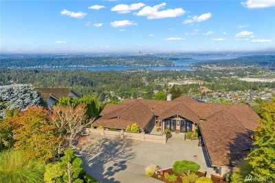 0, King County, Pierce County, Snohomish County Single Family Home For Sale: 4715 139th Ave SE