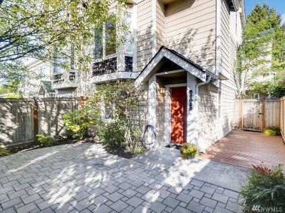 Seattle Single Family Home For Sale: 8808 Delridge Wy SW #B