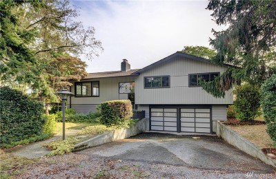 Bellingham Single Family Home For Sale: 455 Alta Vista Place