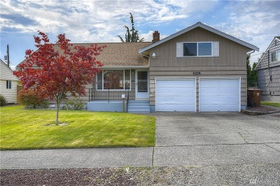 Single Family Home For Sale: 5214 S 9th St