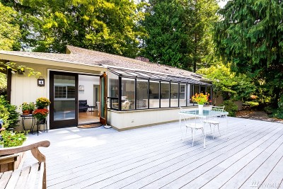Pierce County Single Family Home For Sale: 4 Lakeside Country Club SW