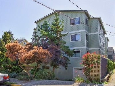 Seattle Condo/Townhouse For Sale: 731 N 94th St #7