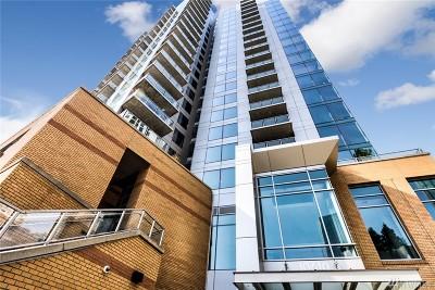 Bellevue Condo/Townhouse For Sale: 10610 NE 9th Place #2003