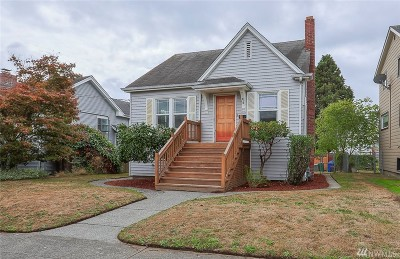 King County Single Family Home For Sale: 815 NW 56th