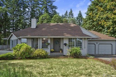 Gig Harbor Single Family Home For Sale: 13228 Emerald Dr NW