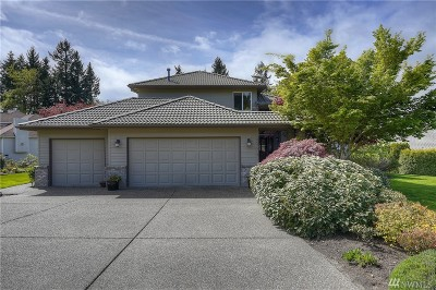 Pierce County Single Family Home For Sale: 2620 88th St Ct NW