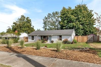 Tacoma Single Family Home For Sale: 3025 N Bennett St