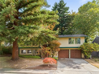Kent Single Family Home For Sale: 21418 120th Ave SE