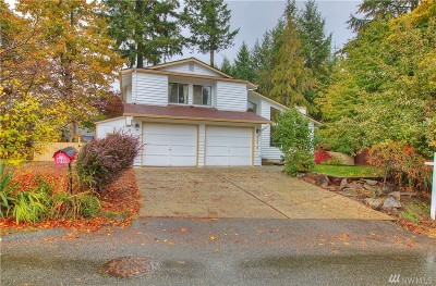 Maple Valley Single Family Home For Sale: 22210 SE 268th St