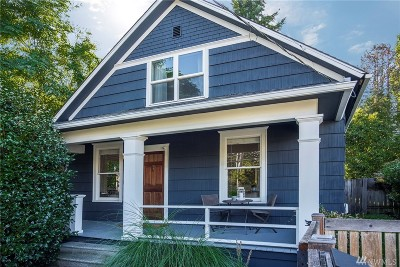 Seattle Single Family Home For Sale: 9715 8th Ave NW