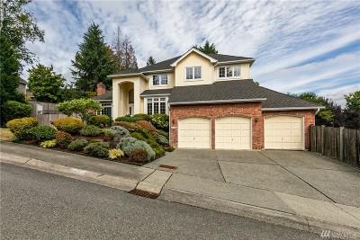 Redmond Single Family Home For Sale: 18338 NE 99th Wy