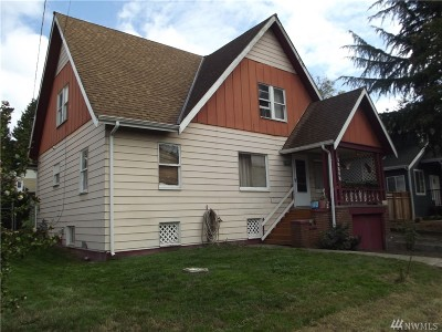 King County Single Family Home For Sale: 10008 11th Ave SW