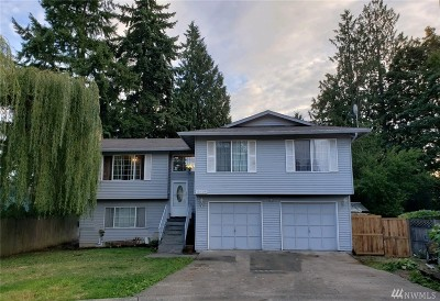 Lynnwood Single Family Home For Sale: 4524 144th Place SW