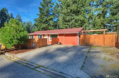 Covington Single Family Home For Sale: 26109 197th Ave SE