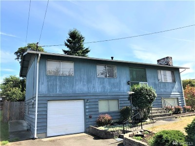 Seattle Single Family Home For Sale: 10236 11th Ave SW