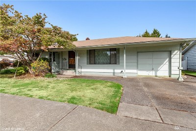 Pierce County Single Family Home For Sale: 1221 5th Ave SW